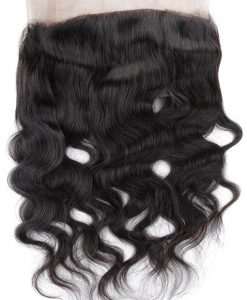 Body Wave 360 Lace Frontal Outside